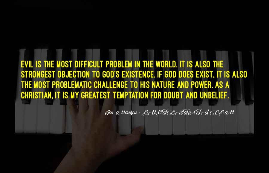 Jon Morrison Quotes #255625