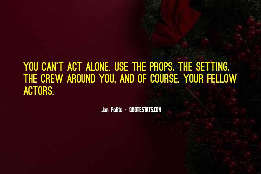 Jon Polito Quotes #1304590