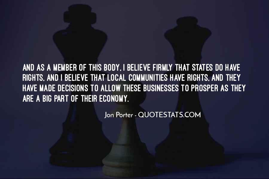 Jon Porter Quotes #1843110
