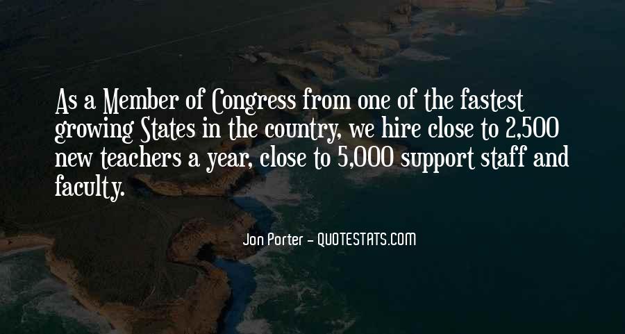 Jon Porter Quotes #363700