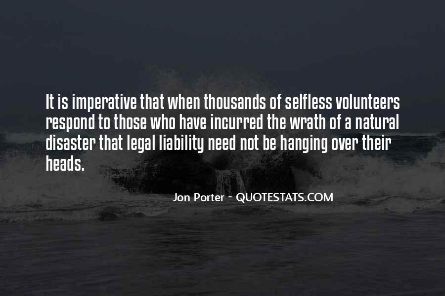 Jon Porter Quotes #675432