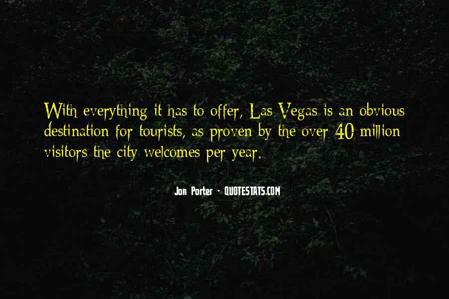 Jon Porter Quotes #848401