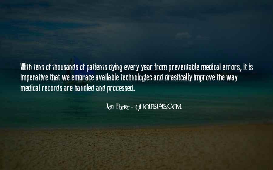Jon Porter Quotes #909216