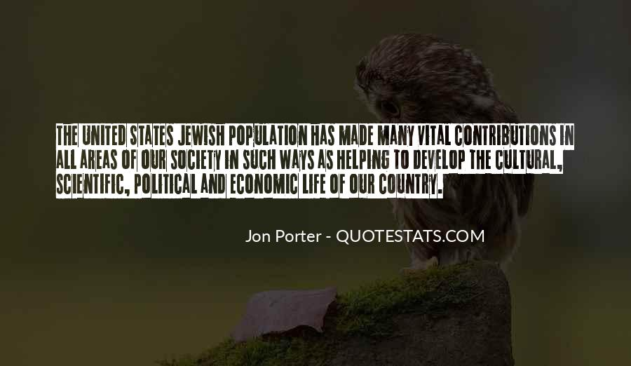 Jon Porter Quotes #913602