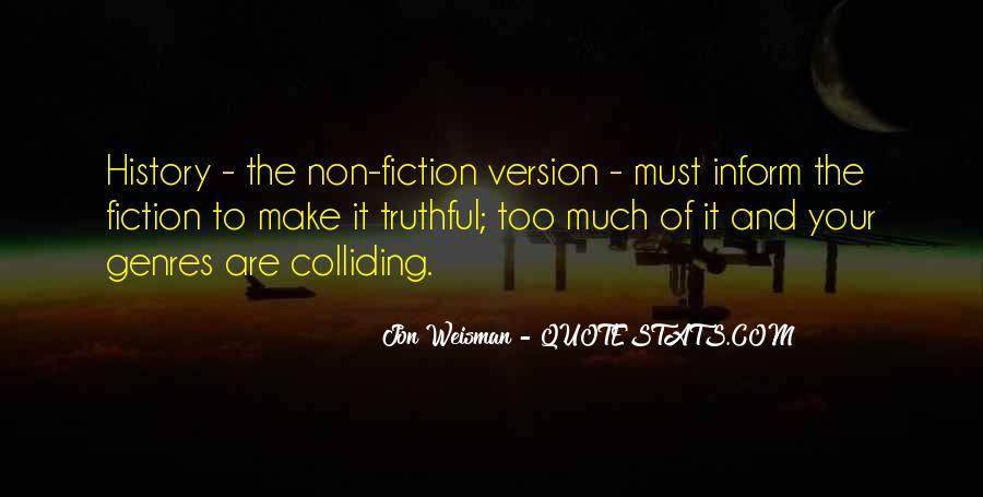 Jon Weisman Quotes #983101