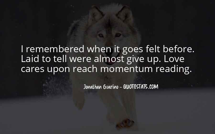 Jonathan Guarino Quotes #575870