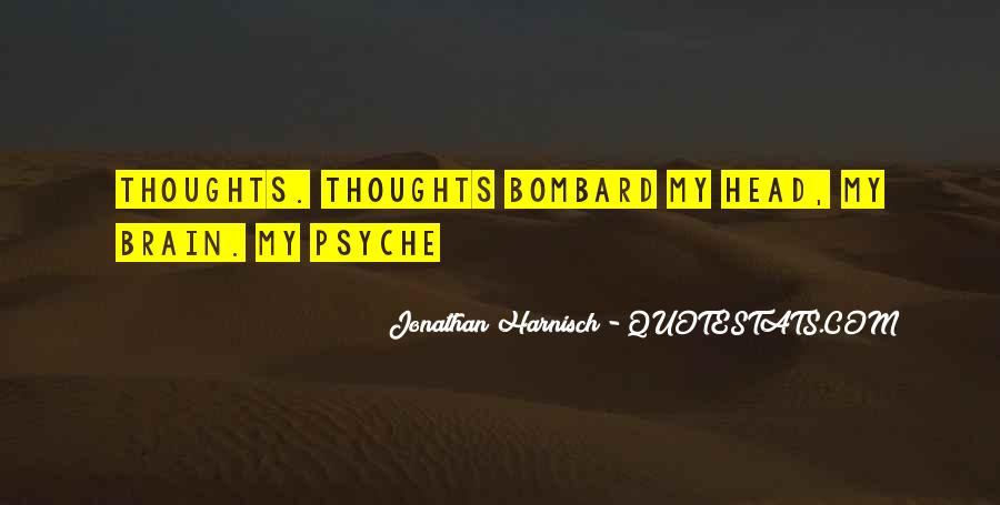 Jonathan Harnisch Quotes #1520953
