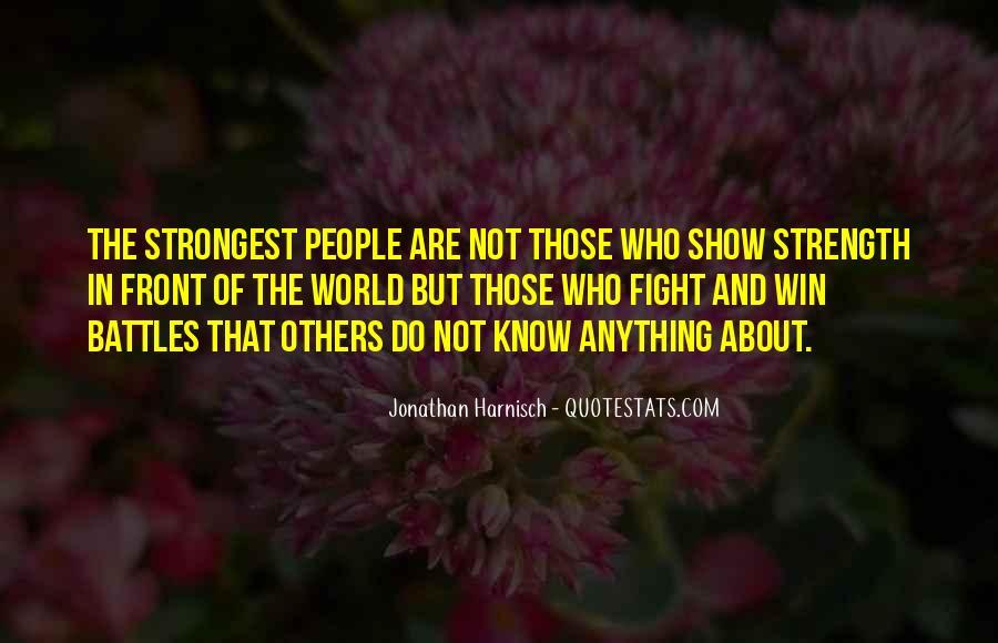 Jonathan Harnisch Quotes #1707311