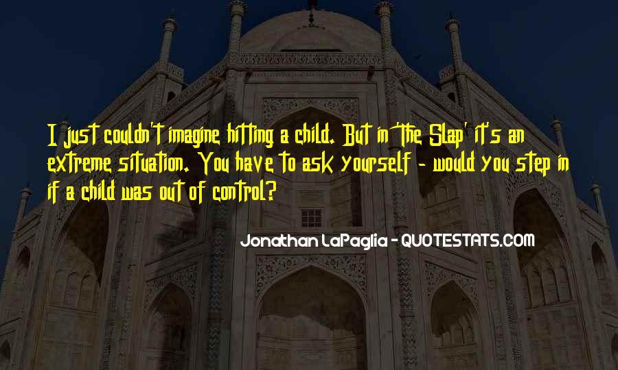Jonathan LaPaglia Quotes #1609646
