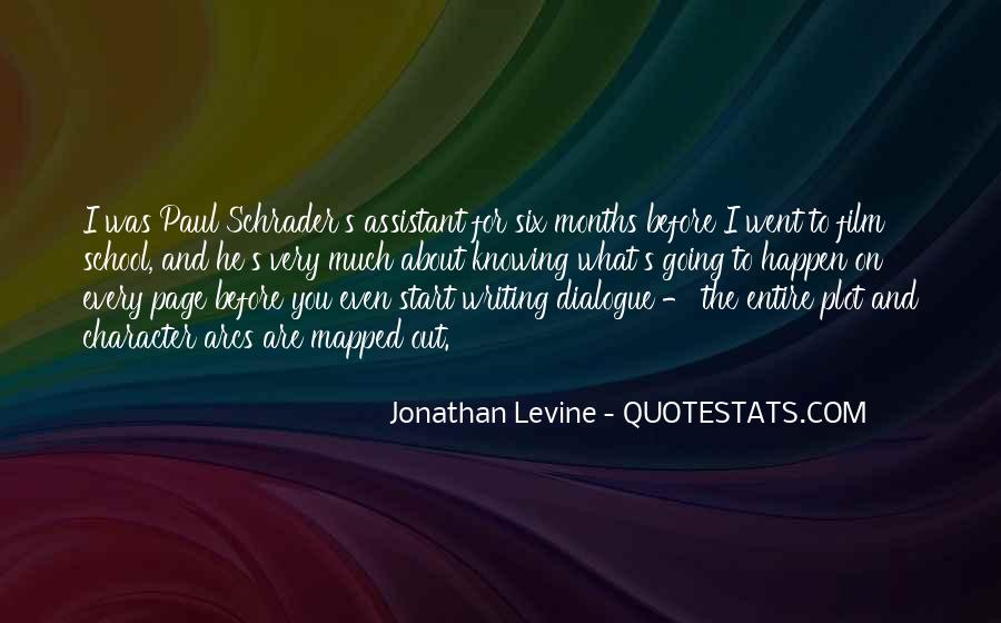 Jonathan Levine Quotes #1095886