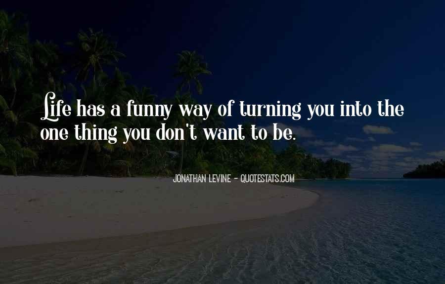 Jonathan Levine Quotes #1312238