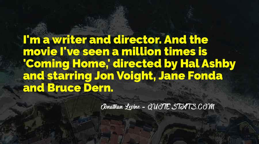 Jonathan Levine Quotes #1687333