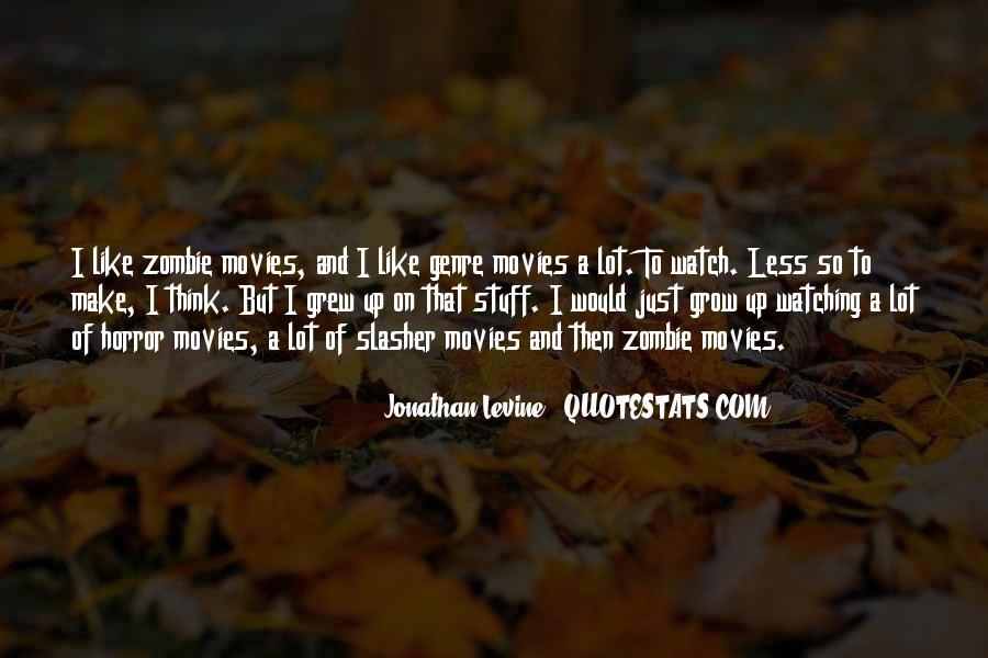 Jonathan Levine Quotes #1735050