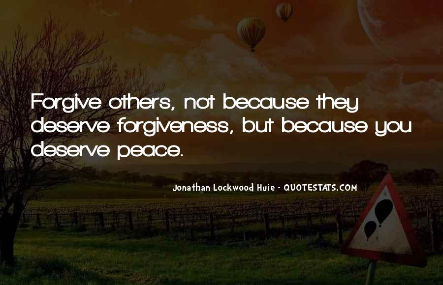 Jonathan Lockwood Huie Quotes #1730943