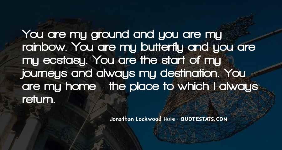 Jonathan Lockwood Huie Quotes #565537