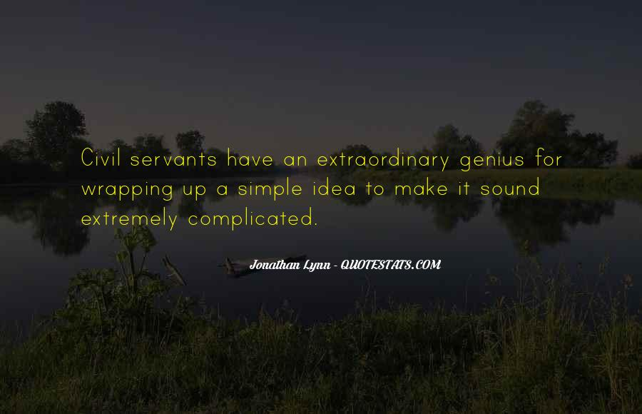 Jonathan Lynn Quotes #1072298
