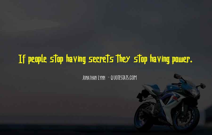 Jonathan Lynn Quotes #1087806