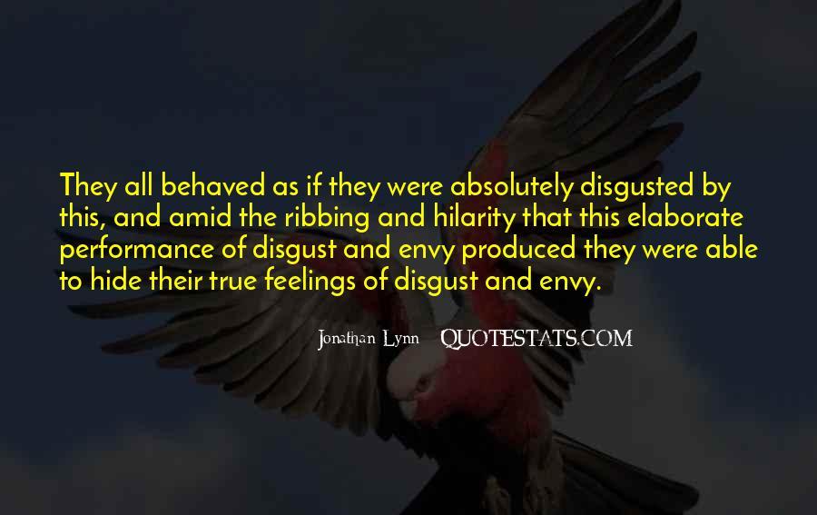 Jonathan Lynn Quotes #30340