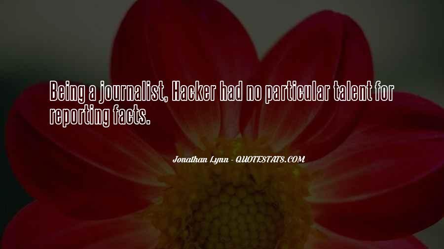 Jonathan Lynn Quotes #510799