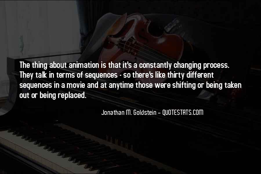 Jonathan M. Goldstein Quotes #123375
