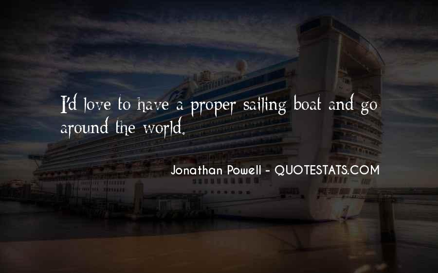 Jonathan Powell Quotes #1769674