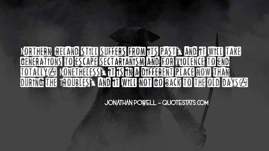 Jonathan Powell Quotes #84518