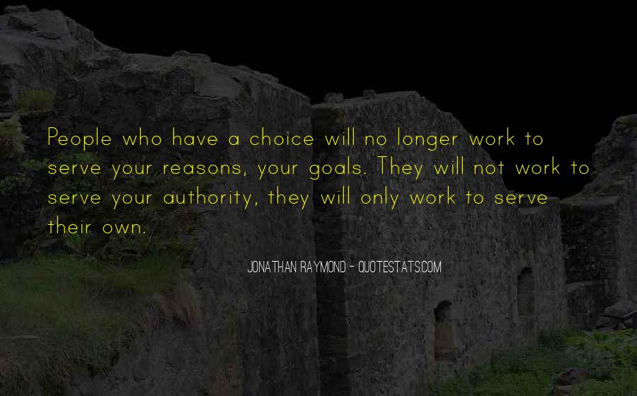 Jonathan Raymond Quotes #1084795