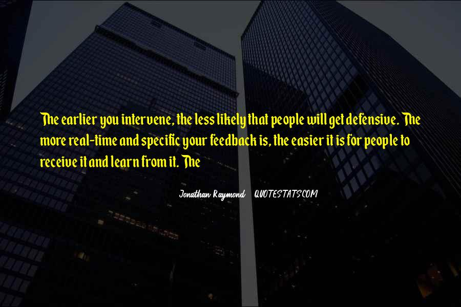 Jonathan Raymond Quotes #1135809
