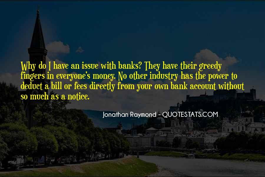 Jonathan Raymond Quotes #127433