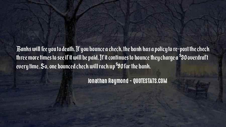 Jonathan Raymond Quotes #1601094