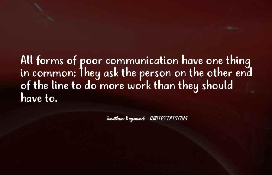 Jonathan Raymond Quotes #1647336