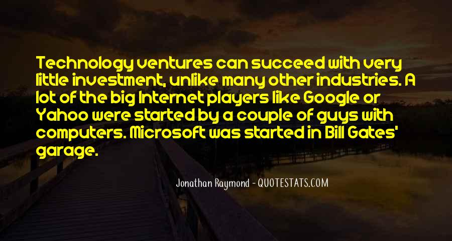 Jonathan Raymond Quotes #340025