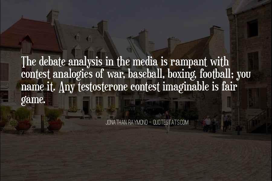Jonathan Raymond Quotes #773764