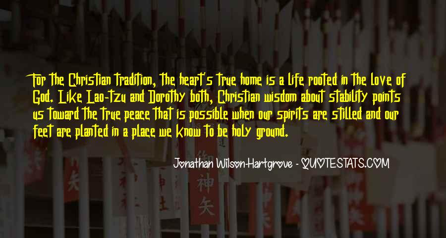 Jonathan Wilson-Hartgrove Quotes #1497209