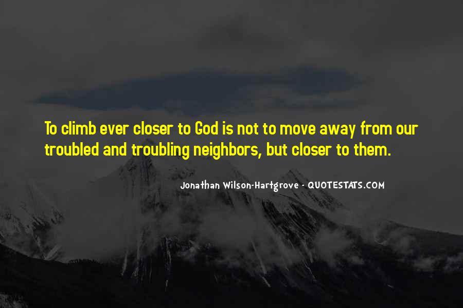 Jonathan Wilson-Hartgrove Quotes #1637669