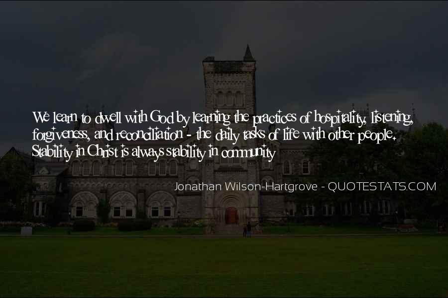 Jonathan Wilson-Hartgrove Quotes #355590