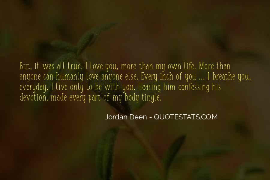 Jordan Deen Quotes #1539724