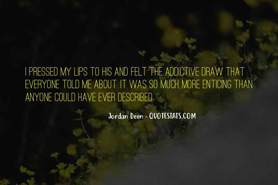 Jordan Deen Quotes #443458