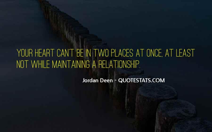 Jordan Deen Quotes #891888