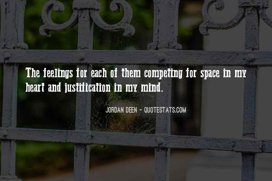 Jordan Deen Quotes #942355