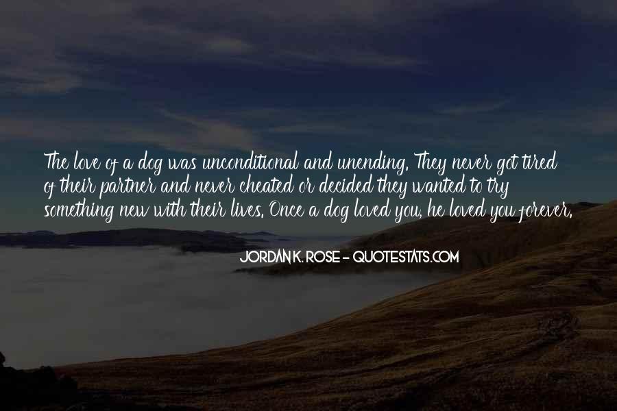 Jordan K. Rose Quotes #325231