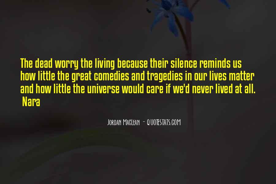 Jordan MacLean Quotes #1335026