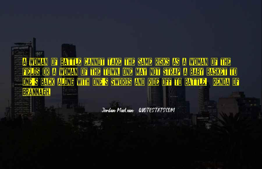 Jordan MacLean Quotes #1438692