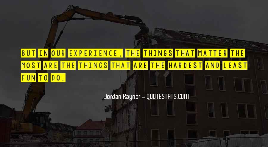 Jordan Raynor Quotes #274919