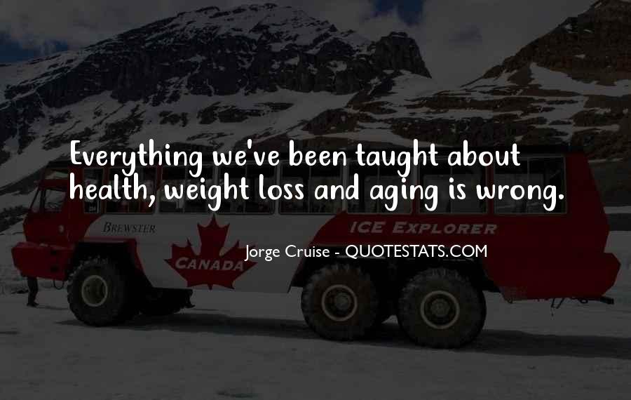 Jorge Cruise Quotes #1045702