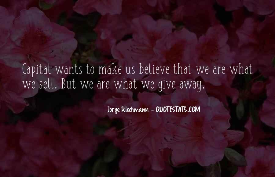 Jorge Riechmann Quotes #866427