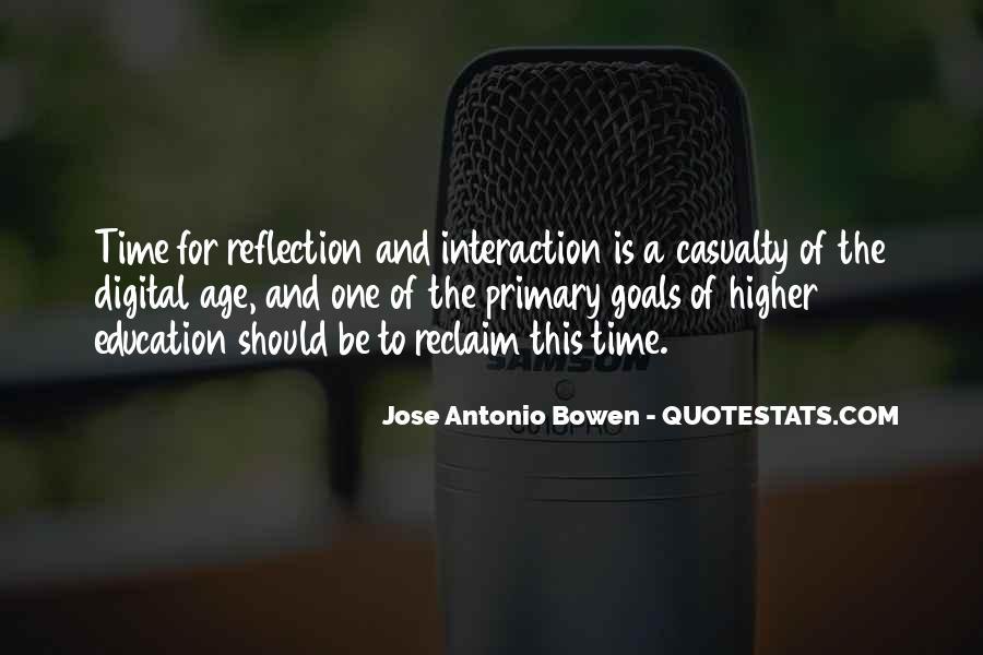 Jose Antonio Bowen Quotes #798548