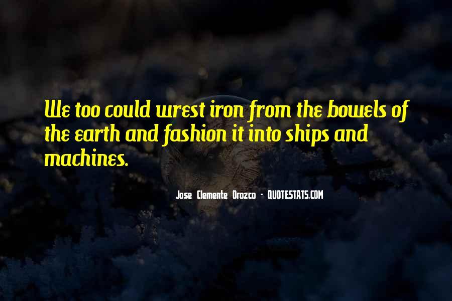 Jose Clemente Orozco Quotes #284636