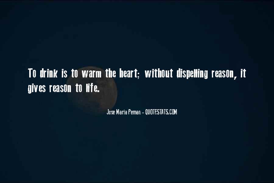 Jose Maria Peman Quotes #1633590