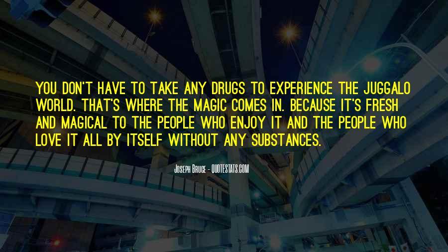 Joseph Bruce Quotes #1369819